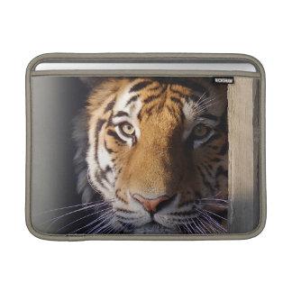 Siberian Tiger Portrait MacBook Sleeve