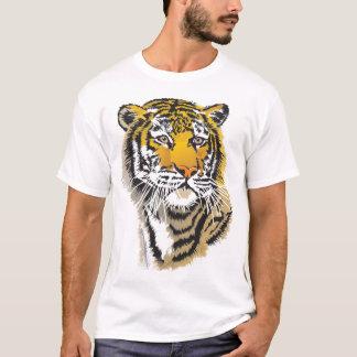 Tiger Mascot T-Shirts & Shirt Designs | Zazzle Cute Siberian Tiger Shirt