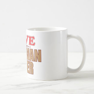Siberian Tiger Save Coffee Mug