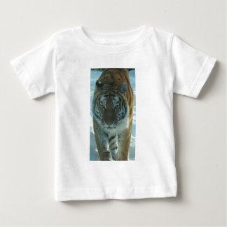 Siberian Tiger Stalking Infant Shirt