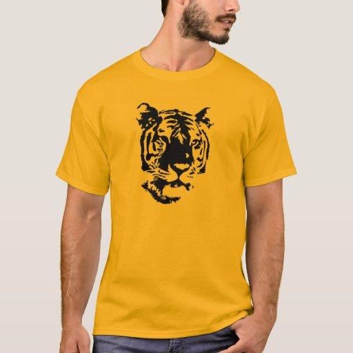 Siberian tiger T-Shirt | Zazzle Cute Siberian Tiger Shirt
