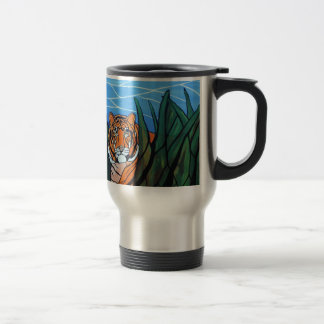 Siberian Tiger Travel Mug