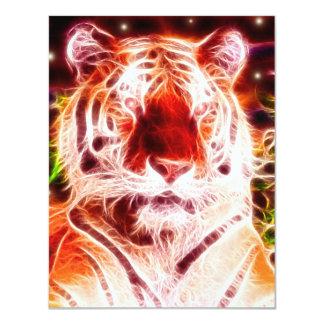 *Siberian Tiger* Wild Spirit Design Card