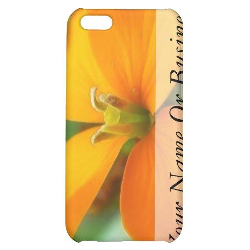 Siberian Wallflower - Cheiranthus allionii Cover For iPhone 5C