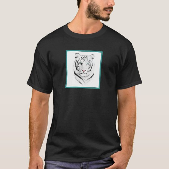 Siberian White Tiger T-Shirt