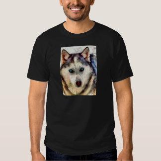 siberianHuskieSachaFull.jpg T-Shirt