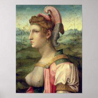 Sibila, c.1540 póster