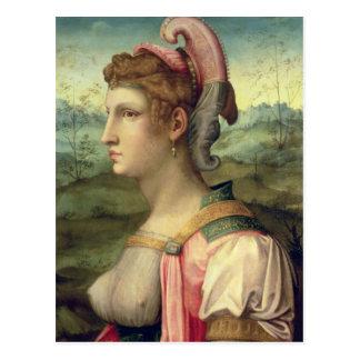 Sibila, c.1540 tarjetas postales
