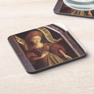 Sibila de enero van Eyck- The Cumaean Posavasos De Bebida