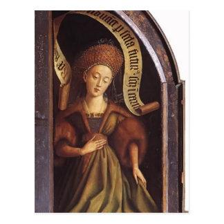 Sibila de enero van Eyck- The Cumaean Tarjetas Postales