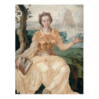 Sibila de Maerten van Heemskerck- The Erythraean Postales
