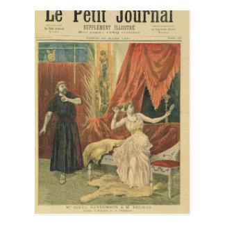 Sibila Sanderson y Monsieur Jean del Mademoiselle Postales