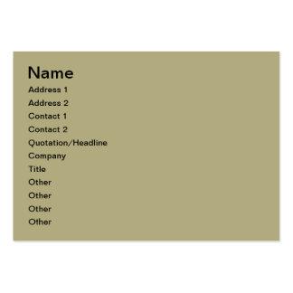 Sibiu architecture business card templates