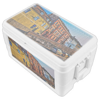 Sibiu hdr architecture igloo chest cooler