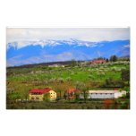 Sibiu mountains landscape photo