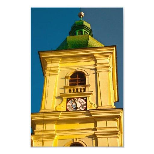 Sibiu tower photo