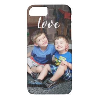 Sibling love phone case