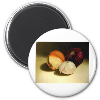 Sibling Rivalry 2 Inch Round Magnet
