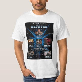 Sic1Eight, Haystak shirt