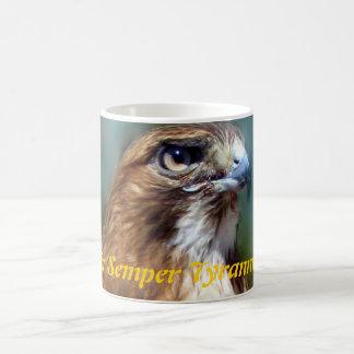 ¡Sic Semper Tyrannis! Taza De Café