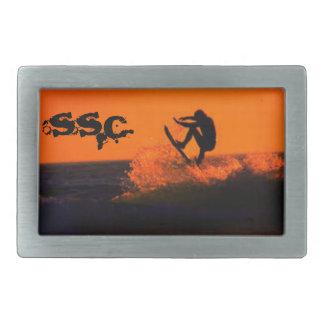 Sicc Surfing Company Belt Buckle! Rectangular Belt Buckle