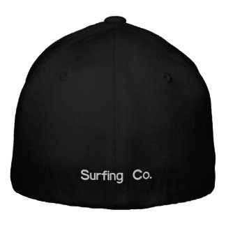 Sicc Surfing Company Fitted Hat Embroidered Hats