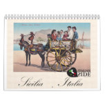 Sicilia - calendario de Italia