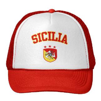 Sicilia Gorros Bordados