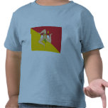 Sicilia, Italia Camisetas