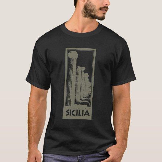 Sicilia Ruins T-Shirt