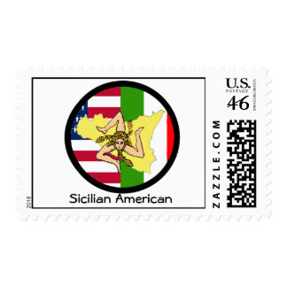 Sicilian American Stamps