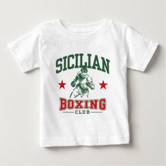 Sicilian Boxing Baby T-Shirt