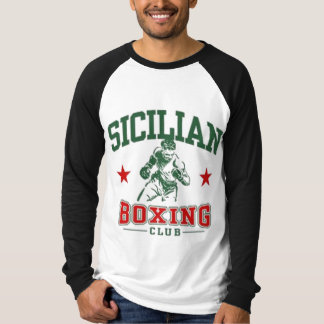 Sicilian Boxing Tee Shirt