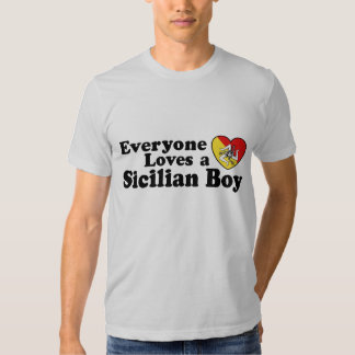 Sicilian Boy T-Shirt