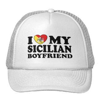 Sicilian Boyfriend Trucker Hat