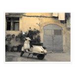 Sicilian corner postcard