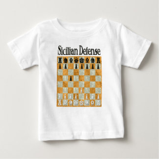 Sicilian Defense T Shirt