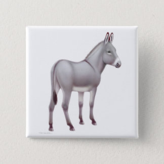 Sicilian Donkey Pin