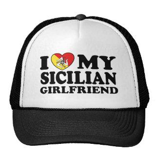 Sicilian Girlfriend Trucker Hat