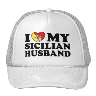 Sicilian Husband Trucker Hat