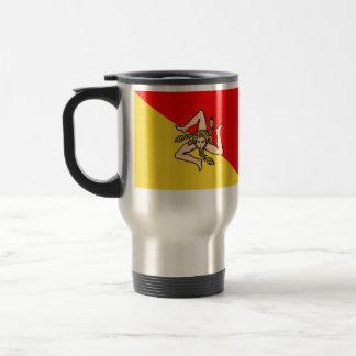 Sicilian, Italy Travel Mug
