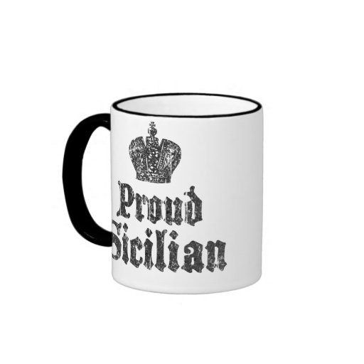 Sicilian Pride Coffee Mug