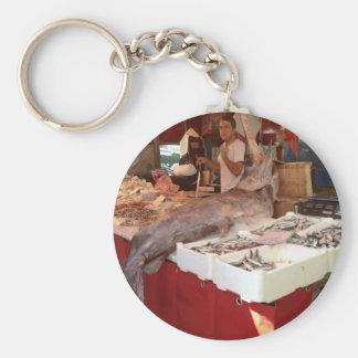 sicilian swordsman keychain