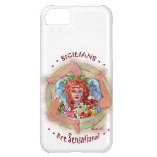 Sicilians are Sensational iPhone 5C Cover