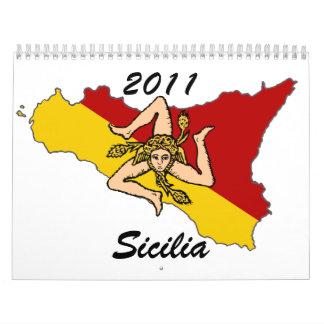 Sicily Calendar 2011
