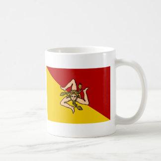 Sicily Classic White Coffee Mug