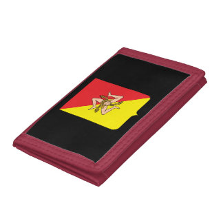 Sicily* Coat of Arms Wallet
