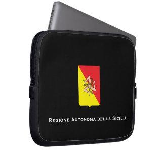 Sicily Electronics Bag Laptop Sleeve