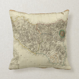 Sicily, Italy Pillow