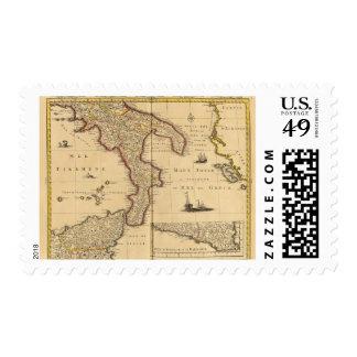 Sicily Italy Postage